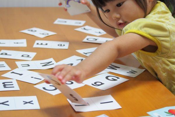3歳 英語