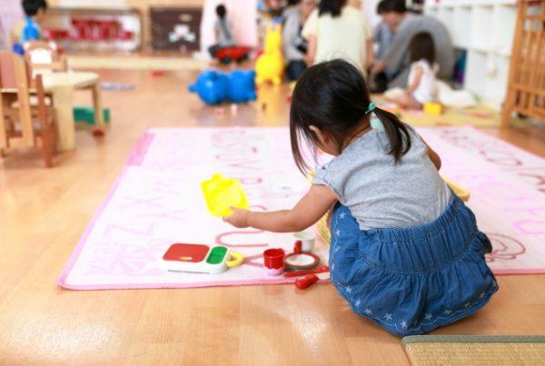 幼稚園 入園前