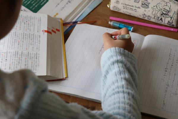 国語 勉強 うすい学園